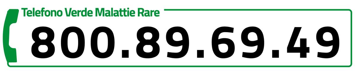 Numero verde MalattieRare